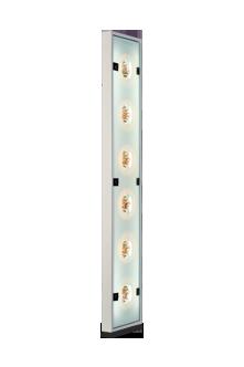 Light point Kontrollleuchte für geringe bis sehr hohe Reflexionsgrade