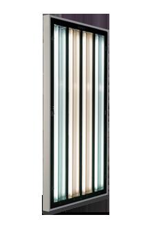 Die LPS50 PM ist eine Standardleuchte zur Oberflächenkontrolle