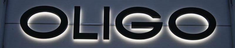 OLIGO Lichttechnik für Oberflächenkontrolle mit Licht