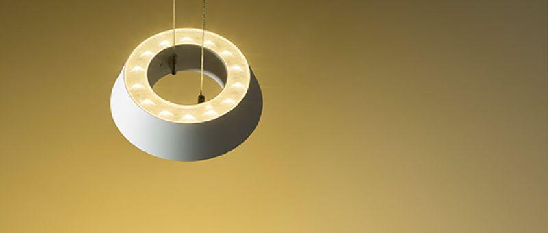 effiziente LED-Technologie und integrieren Funktionen