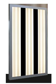 Die sidemaxLED besticht durch ihr einzigartiges präzises und blendarmes Reflexbild